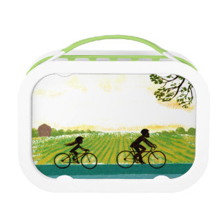 An Afternoon Ride Lunchbox