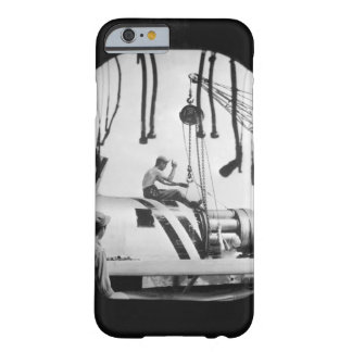 An aircraft maintenance crew of the U.S_War Image Barely There iPhone 6 Case