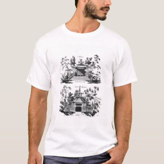 An Alcove and a Cool Retreat, from 'Chinese Archit T-Shirt