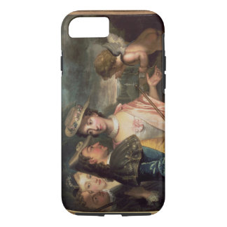 An Allegory of Courtship iPhone 7 Case