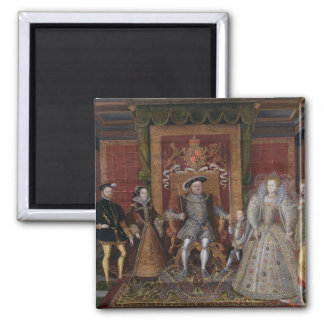 An Allegory of the Tudor Succession: The Family of Magnet
