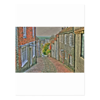 An Alley in Lewes Postcard