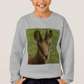 an alpine suede on Hanes ComfortBlend® Sweatshirt