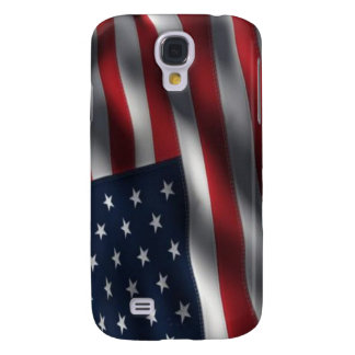 An American Flag Samsung Galaxy S4 Case