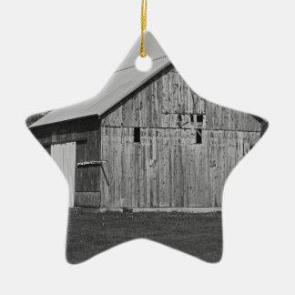 An American Requiem Ceramic Star Ornament
