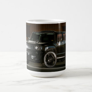 An American Urban Warrior - Hummer Coffee Mug