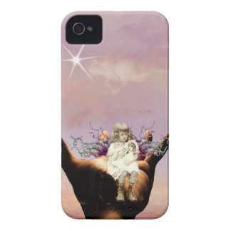 An angel in my hand Case-Mate iPhone 4 case