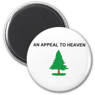 An_Appeal_to_Heaven_Flag Magnet