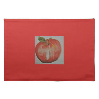 """An Apple  a Day"" Placemat"