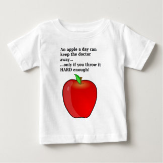 An Apple a Day... Tee Shirt