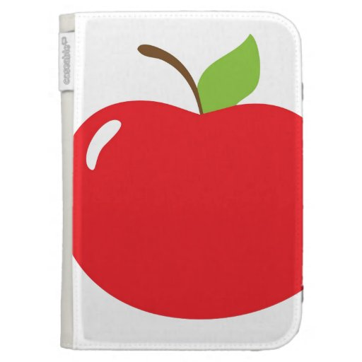 An Apple For Teacher Kindle Keyboard Cases