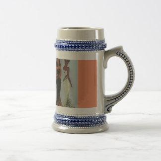 An appreciation gift beer stein