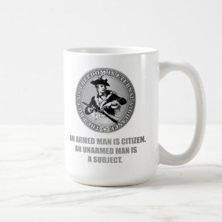 An Armed Citizen Coffee Mug