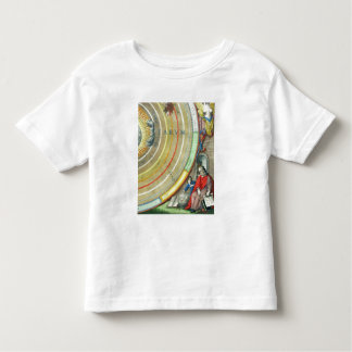 An Astronomer, detail from a map of the planets, f Toddler T-shirt
