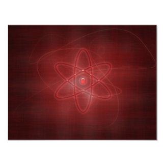 An Atom Card