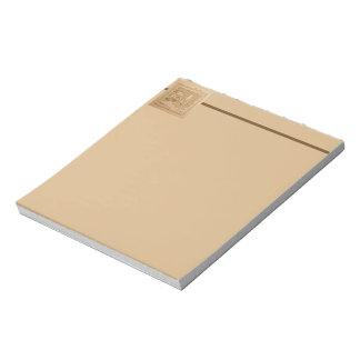 An Autumn Wind Notepad
