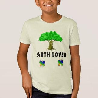 An Earth Tree Lover Tee Shirt