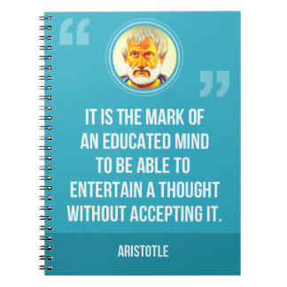 An Educated Mind Quote Notebooks
