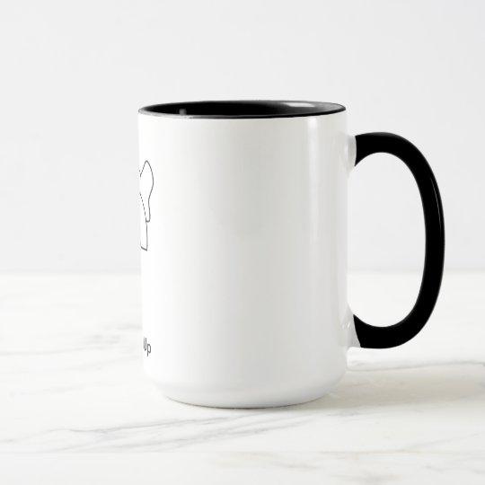 An Elephant Bottom Mug