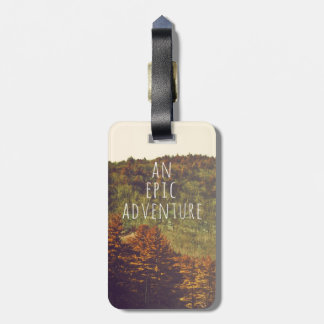 An Epic Adventure Luggage Tag