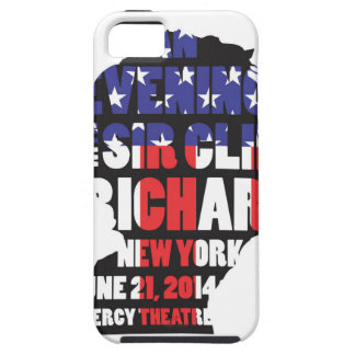 An Evening with Sir Cliff Richard Case For The iPhone 5