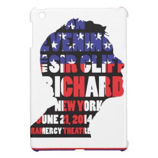 An Evening with Sir Cliff Richard iPad Mini Cover