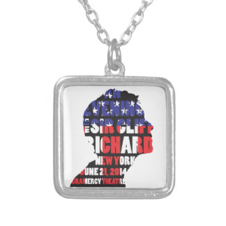 An Evening with Sir Cliff Richard Silver Plated Necklace