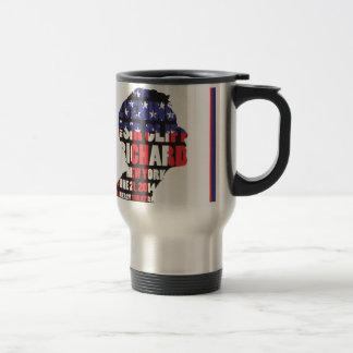 An Evening with Sir Cliff Richard Travel Mug