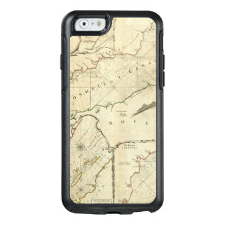 An Exact Chart of the River St Lawrence OtterBox iPhone 6/6s Case