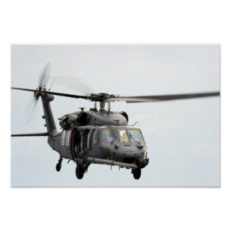 An HH-60 Pave Hawk helicopter Print