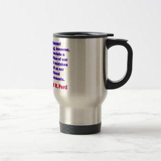 An Honest Reckoning - Gerald Ford Travel Mug