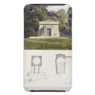 An Ice House, from Ackermann's 'Repository of Arts iPod Touch Case