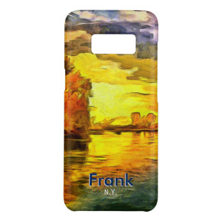 An image of autumn Case-Mate samsung galaxy s8 case