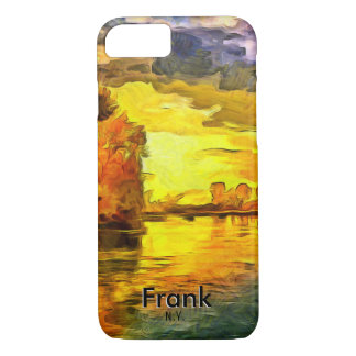An image of autumn iPhone 8/7 case