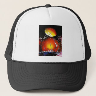 An IMAGINARY PLANET 1.JPG Trucker Hat