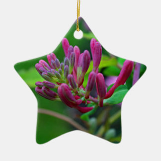 An Improbable Romance Ceramic Ornament