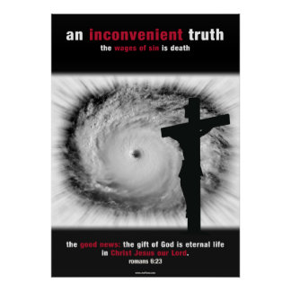 An Inconvenient Truth - Poster