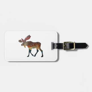 An Incredible Journey Luggage Tag