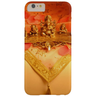 An Indian lamp with Ganesha Idol Barely There iPhone 6 Plus Case