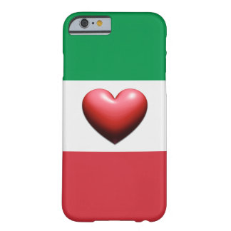 An iPhone 6 Case for Italy Lovers