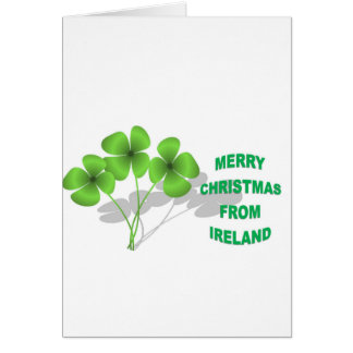 An Irish Christmas Card