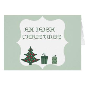 An Irish Christmas Card