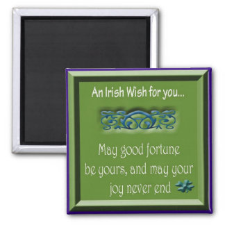 An Irish Wish for you Magnet