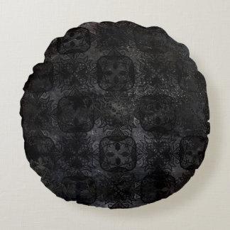 An Iron Heart Round Pillow