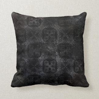 An Iron Heart Throw Pillow
