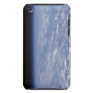 An oblique horizon view of the Earth's atmosphe Barely There iPod Cases