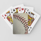 An Old Baseball Playing Cards