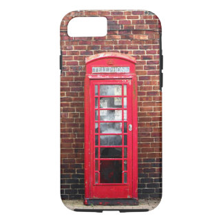 An Old British Telephone Box Case-Mate iPhone Case