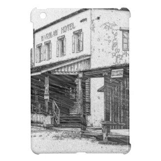 An Old Western Town iPad Mini Covers