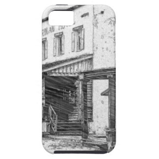 An Old Western Town iPhone 5 Covers